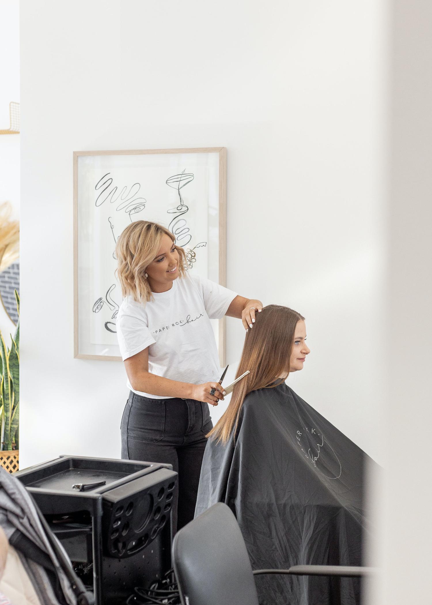 paper rokk hair gold coast hairdresser 12